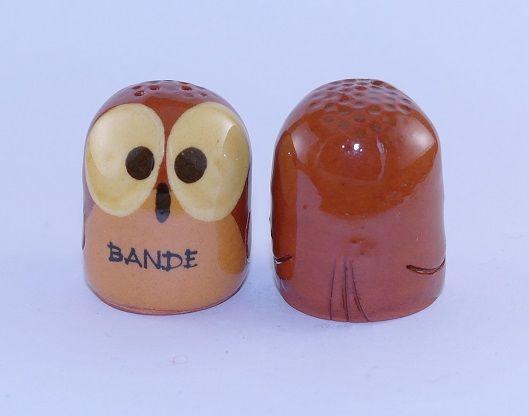 DEDAL BÚHO BANDE RF. 0521
