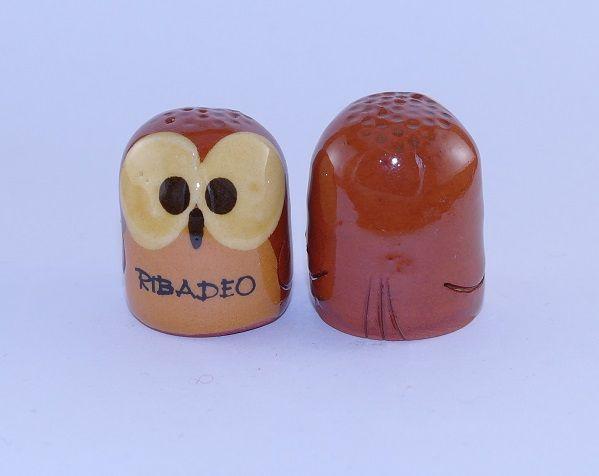 DEDAL BÚHO RIBADEO RF. 0523