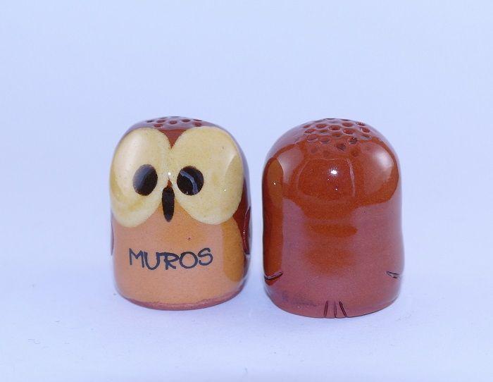 DEDAL BÚHO MUROS RF. 0532