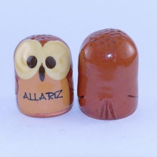 DEDAL BÚHO ALLARIZ RF. 0539