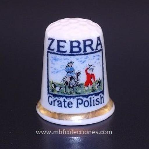 DEDAL MARCA COMERCIAL ZEBRA - GRATE POLISH RF. 0568