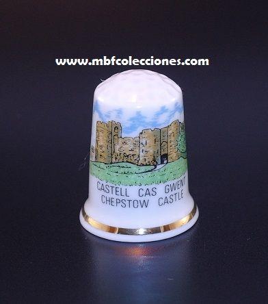 DEDAL CASTELL CAS GWENT CHEPSTOW CASTLE RF. 0608