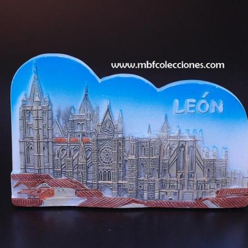 IMÁN LEÓN RF. 0661