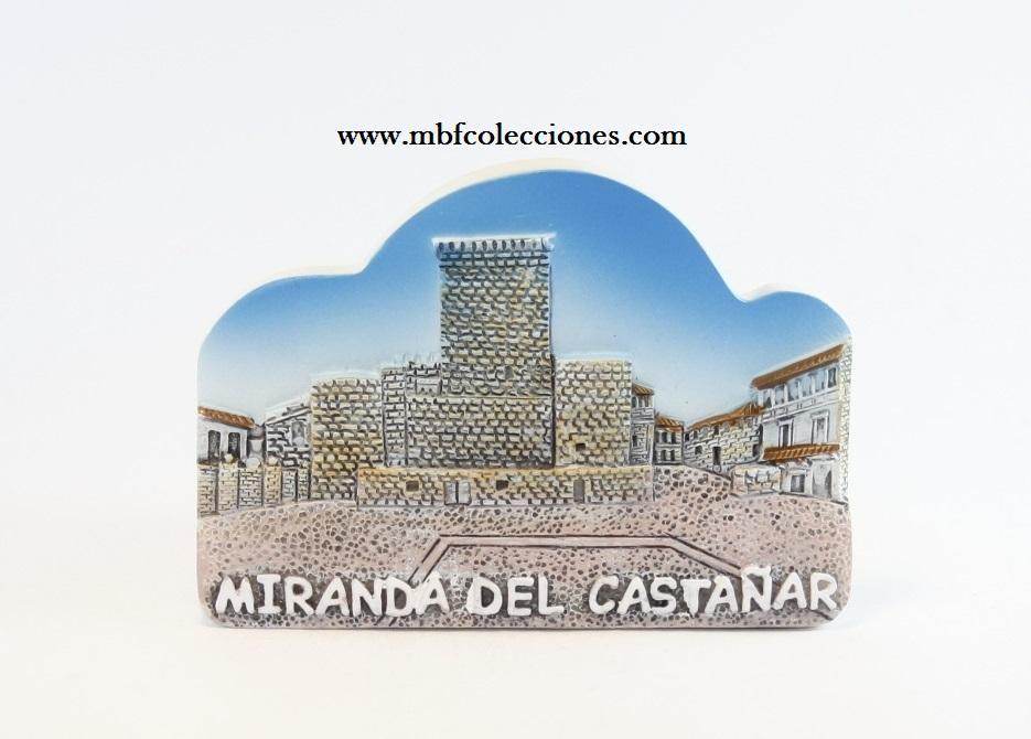 IMÁN MIRANDA DEL CASTAÑAR RF. 0834