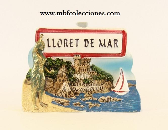 IMÁN LLORET DE MAR RF. 0845