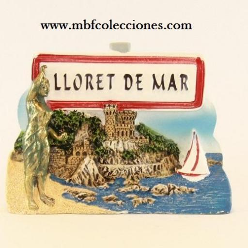 IMÁN LLORET DE MAR RF. 0845 [0]