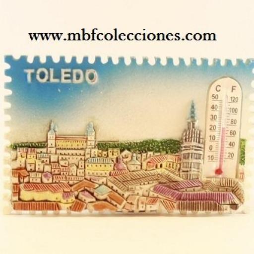IMÁN TOLEDO RF. 0855