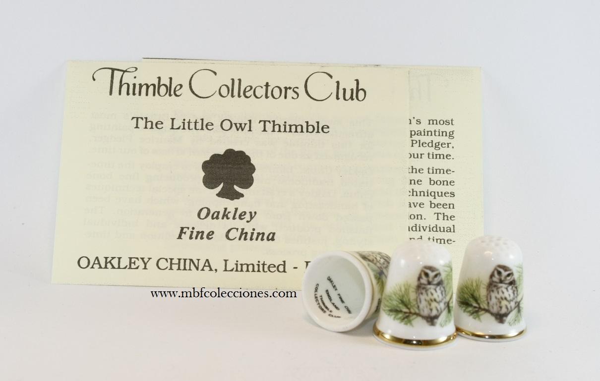 DEDAL THE LITTLE OWL RF. 0825