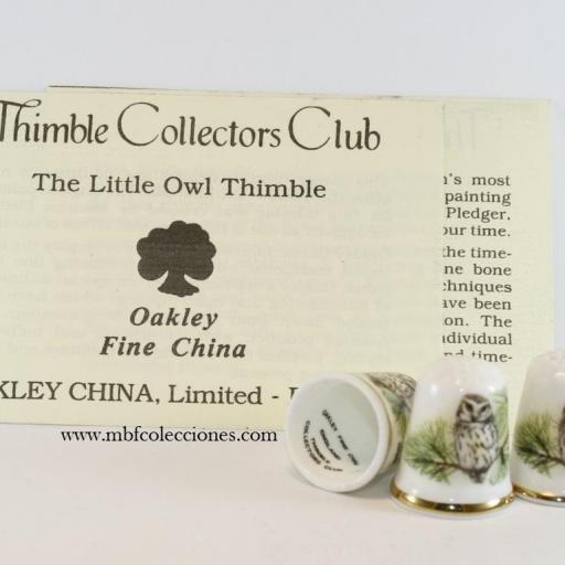 DEDAL THE LITTLE OWL RF. 0825 [0]