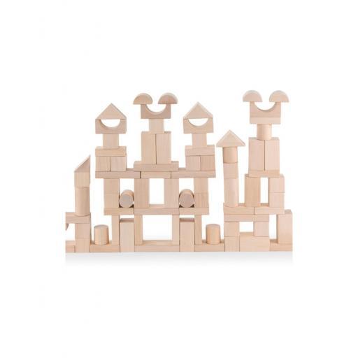 Natural Block 100 piezas  [1]