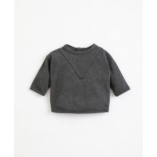 Jersey de punto de algodón orgánico | Illustration