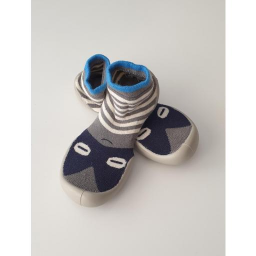 Zapatillas antideslizantes para estar en casa