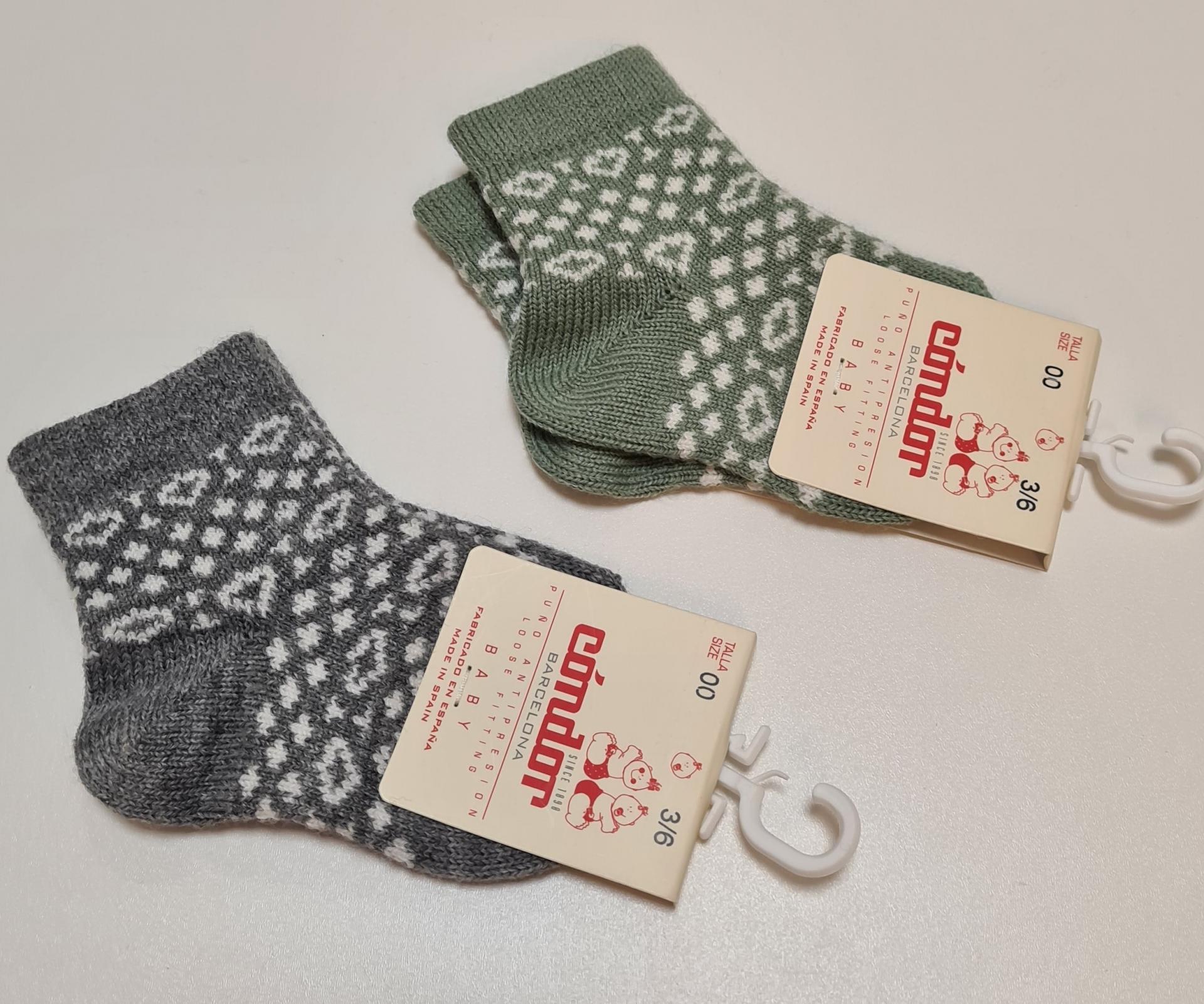 Calcetines cortos Cóndor