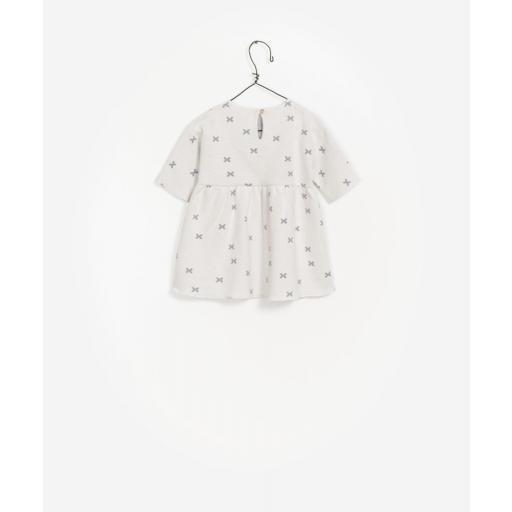 Vestido manga larga [3]