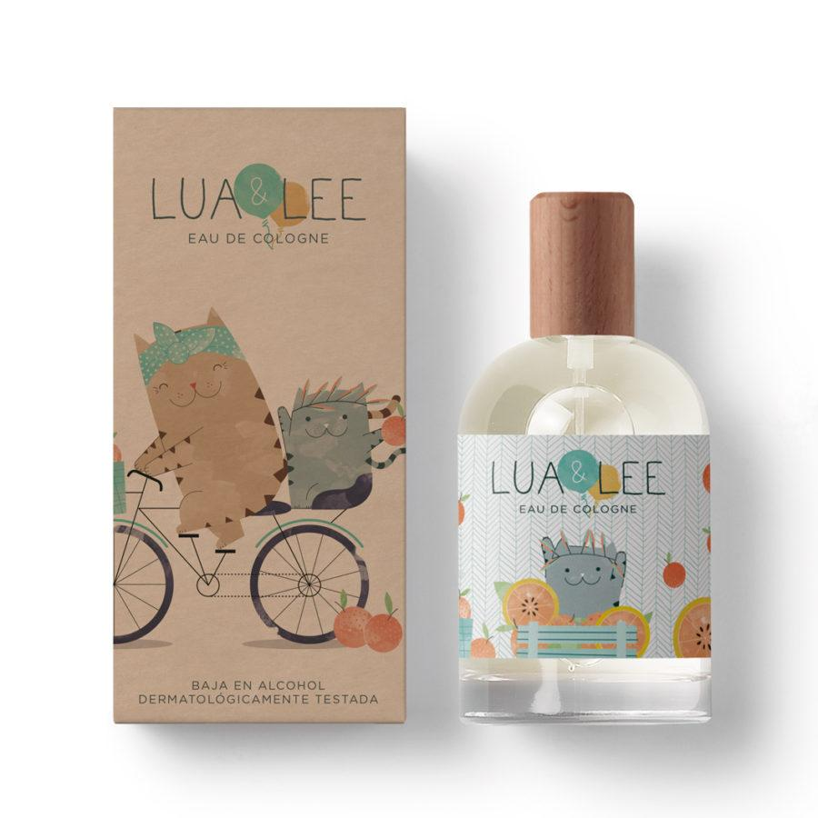 Lua&Lee Agua de Colonia