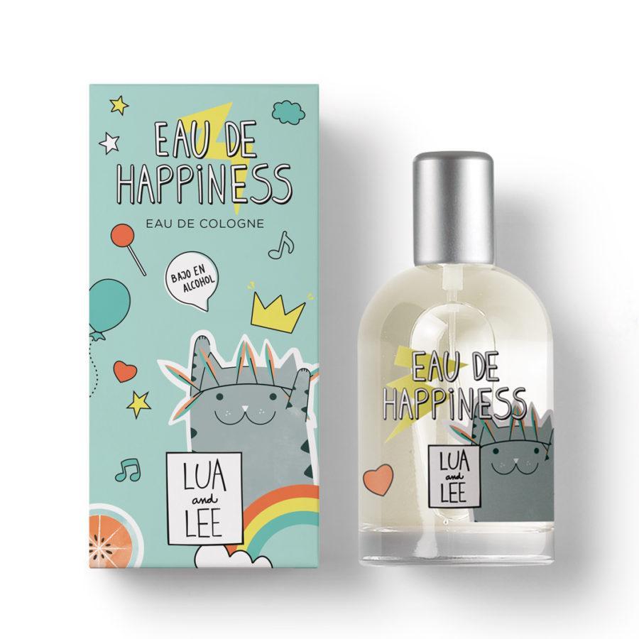 Eau de Happiness - Agua de Colonia para niños Lua&Lee