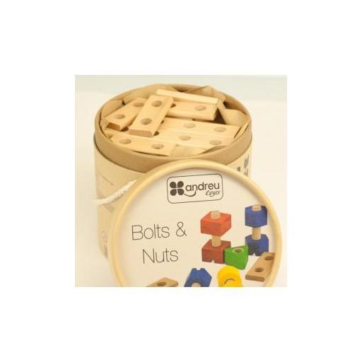 Bolts & Nuts Andreu Toys