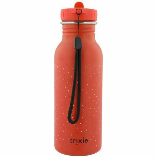 Botella de acero inoxidable Trixie Mr. Crab 500 ml [1]
