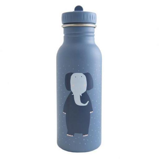 Botella acero inoxidable Mrs. Elephant 500ml.
