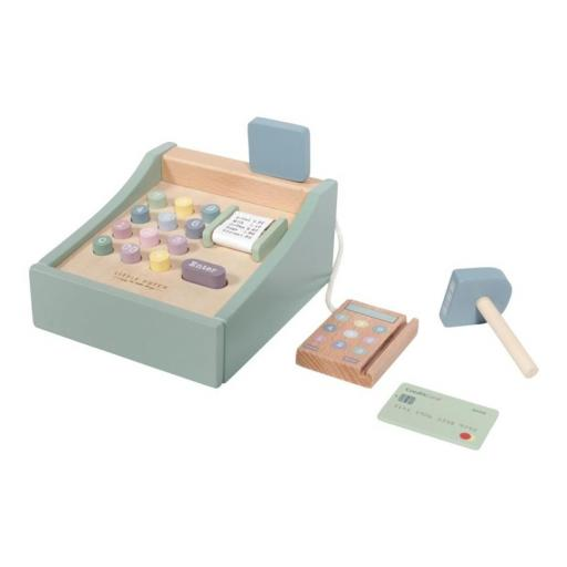 Caja registradora con escaner Little Dutch [2]