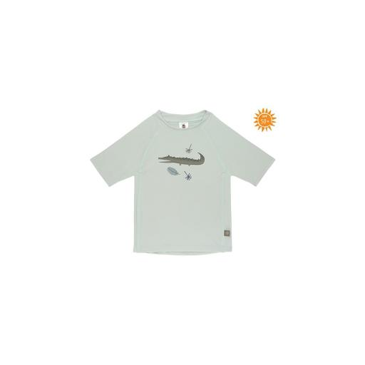 Camiseta manga corta Crocodile protección solar UPF 50+