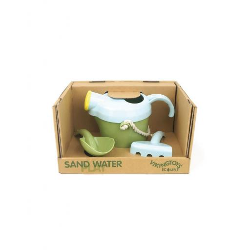 Ecoline Sand Water Can Set