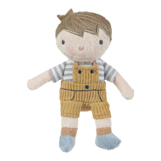 Jim muñeco pequeño Little Dutch