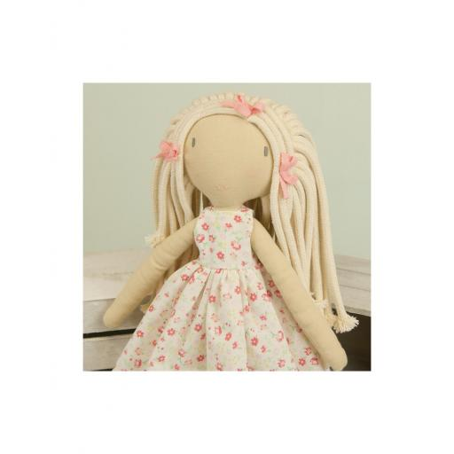Muñeca de tela Kelsey [0]