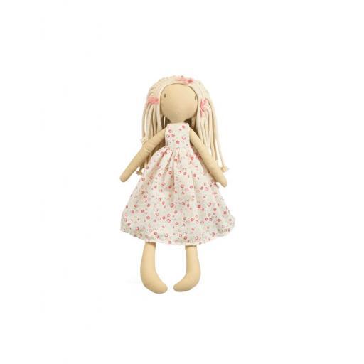Muñeca de tela Kelsey