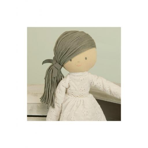 Muñeca de tela Megan