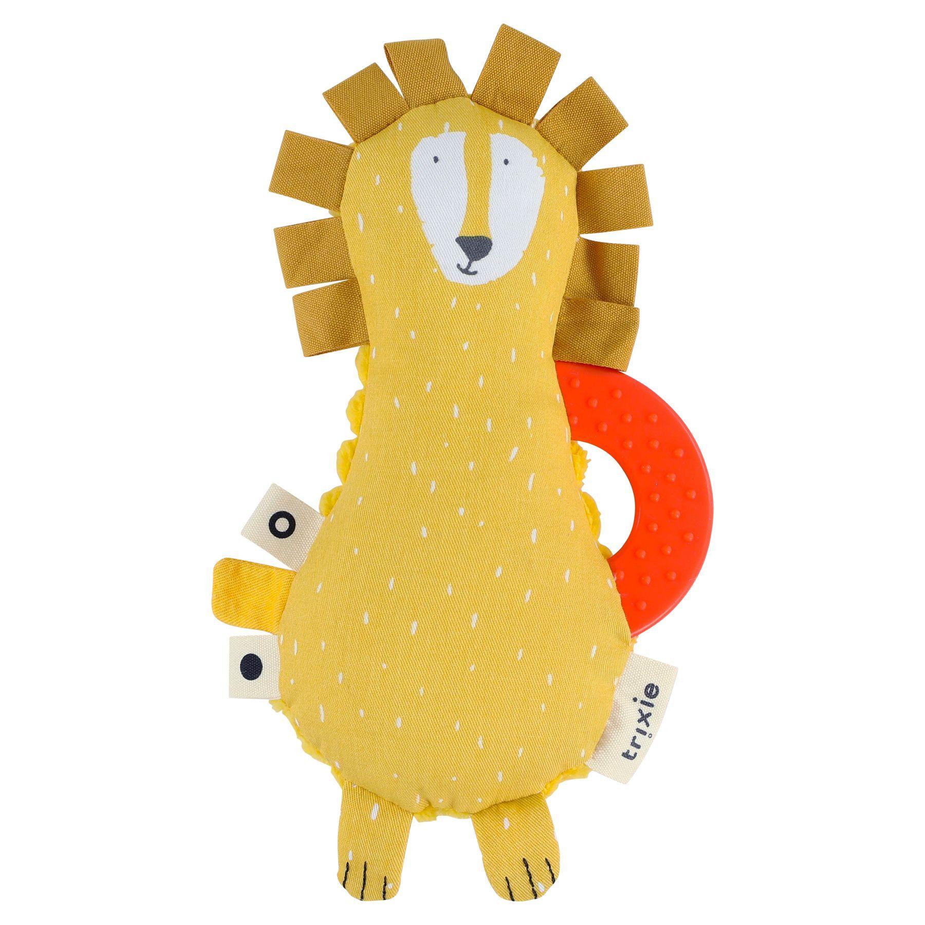 Mini activity toy Trixie Mr. Lion