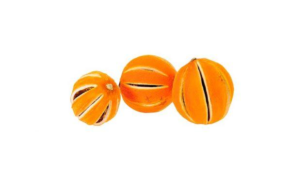 MIni naranja seca