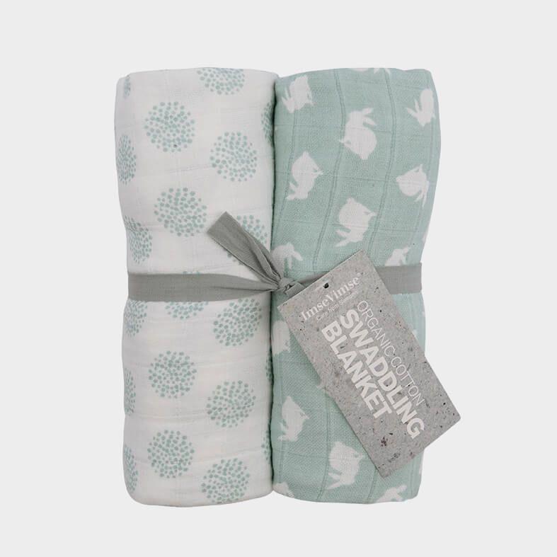 Pack muselinas para bebés