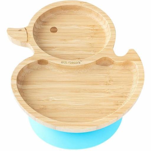 Plato de bambú  [1]