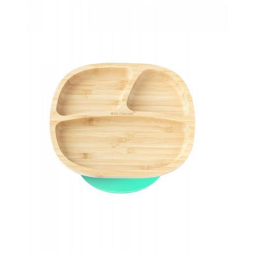 Plato de bambú  [2]