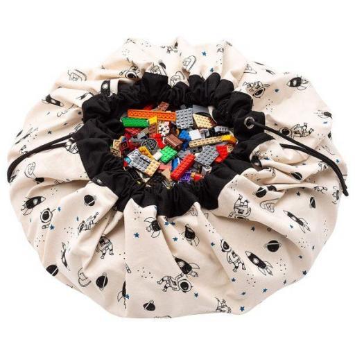Manta - Bolsa Recoge juguetes Play&Go