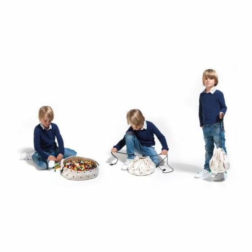Manta - Bolsa Recoge juguetes Play & Go [1]