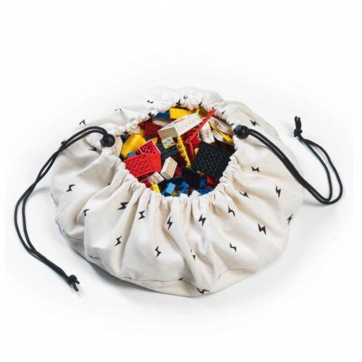 Manta - Bolsa recoge juguetes Play & Go (mini)