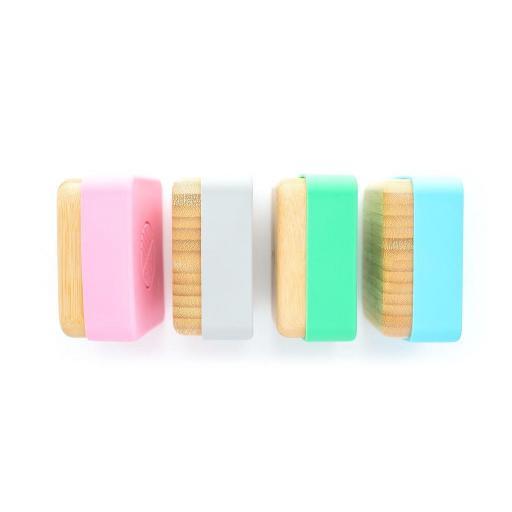 Porta Snack - Fiambrera de bambú Ecorascals [1]