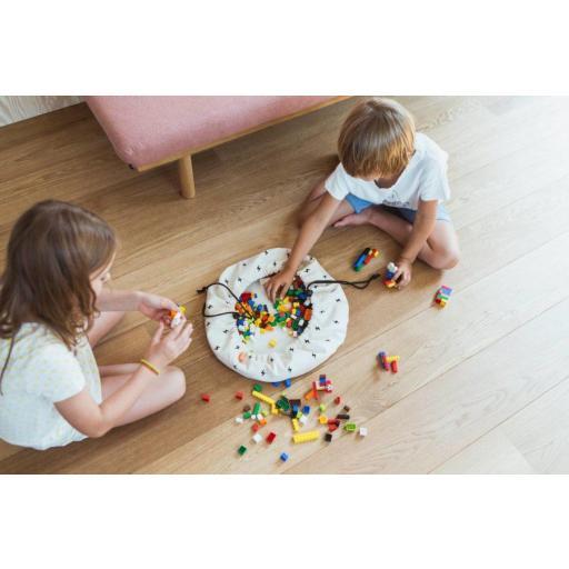 Manta - Bolsa recoge juguetes Play & Go (mini) [2]
