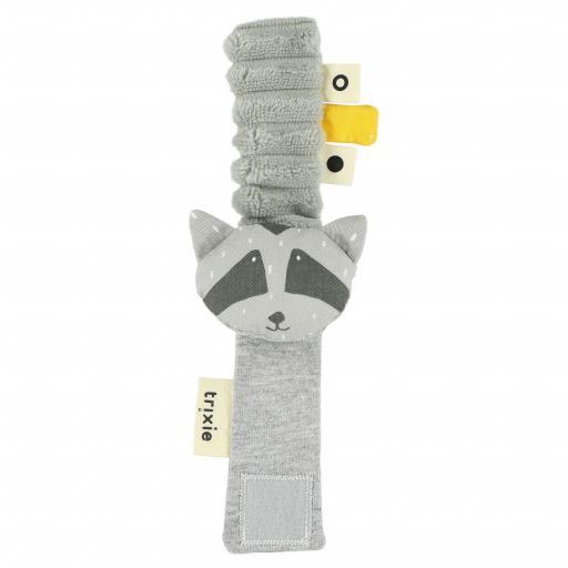 Sonajero de muñeca Mr.Racoon Trixie