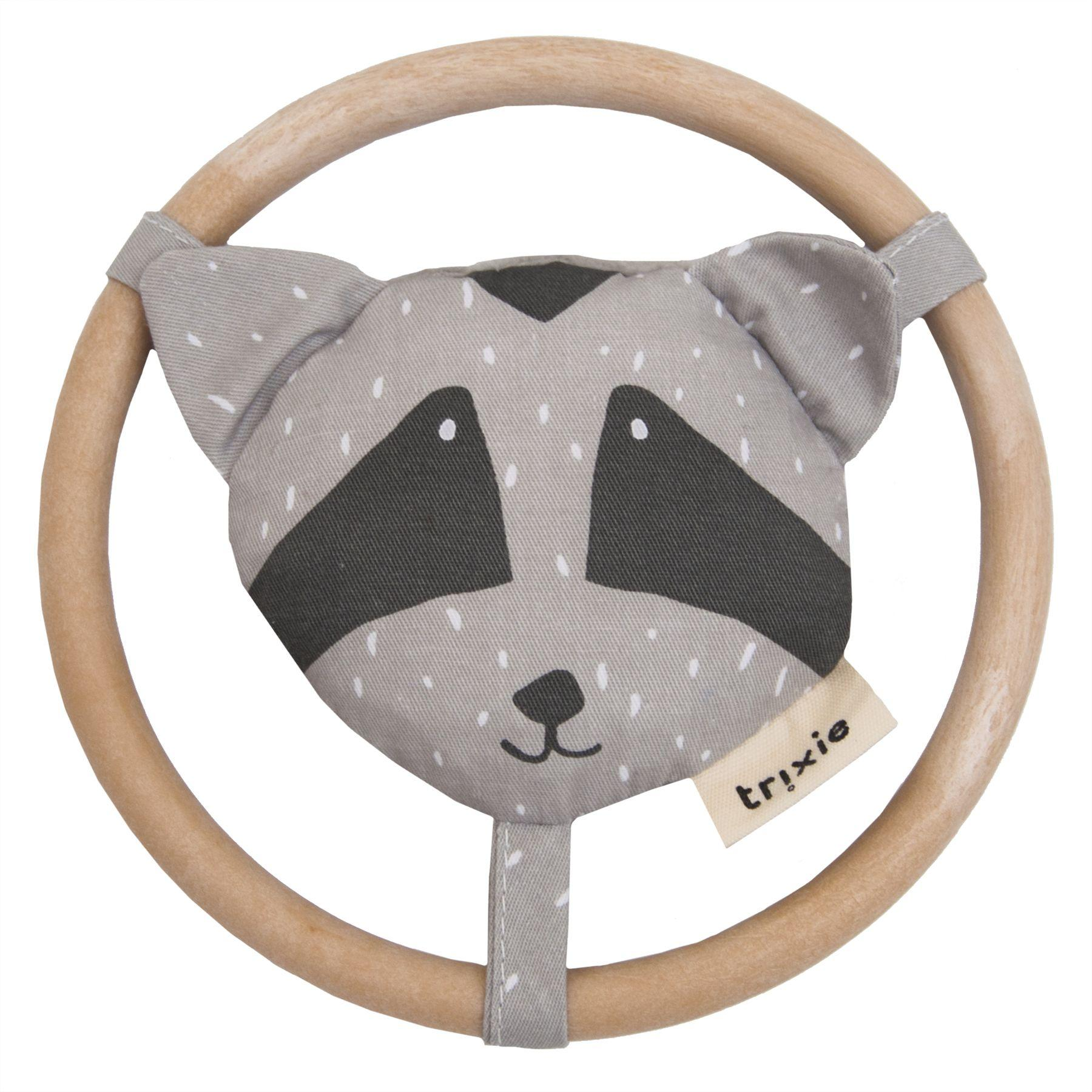 Sonajero Mr. Raccoon Trixie