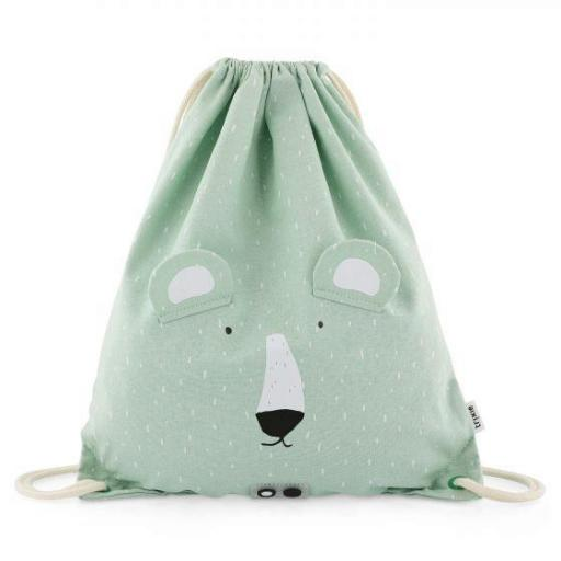 Saco de tela - Mr. Polar Bear Trixie