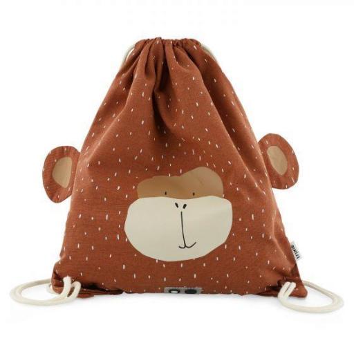 Saco de tela - Mr. Monkey Trixie