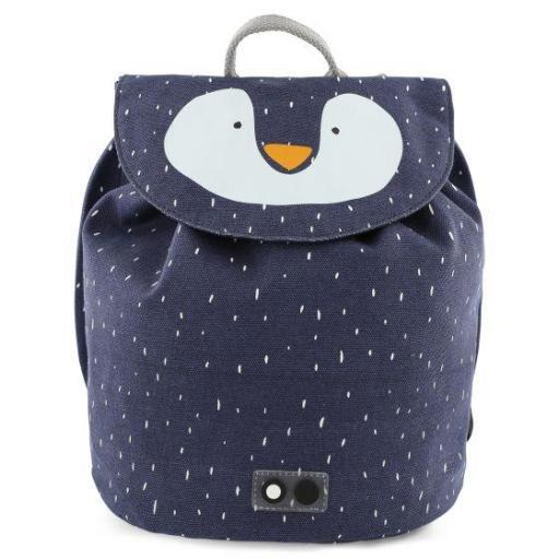 Mini mochila Mr. Penguin Trixie