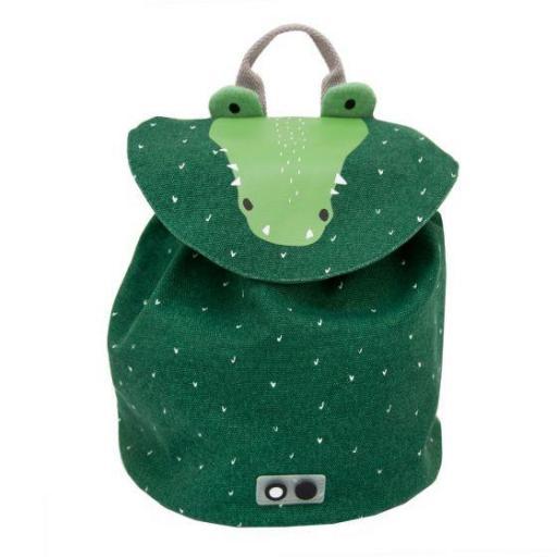 Mini mochila Mr. Crocodile Trixie