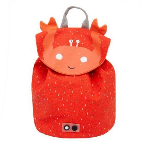 Mini mochila Mr. Crab Trixie