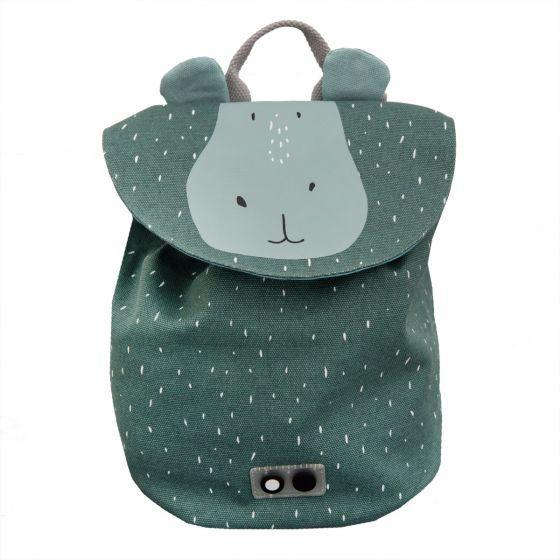 Mini Mochila Trixie Mr.Hippo