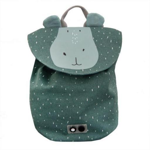 Mini Mochila Trixie Mr.Hippo [0]