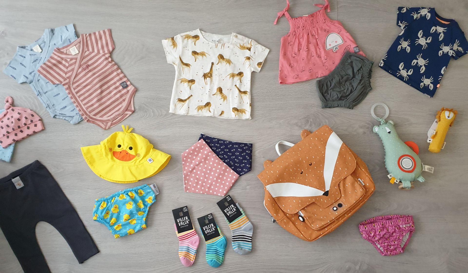 Moda sostenible para los más pequeños